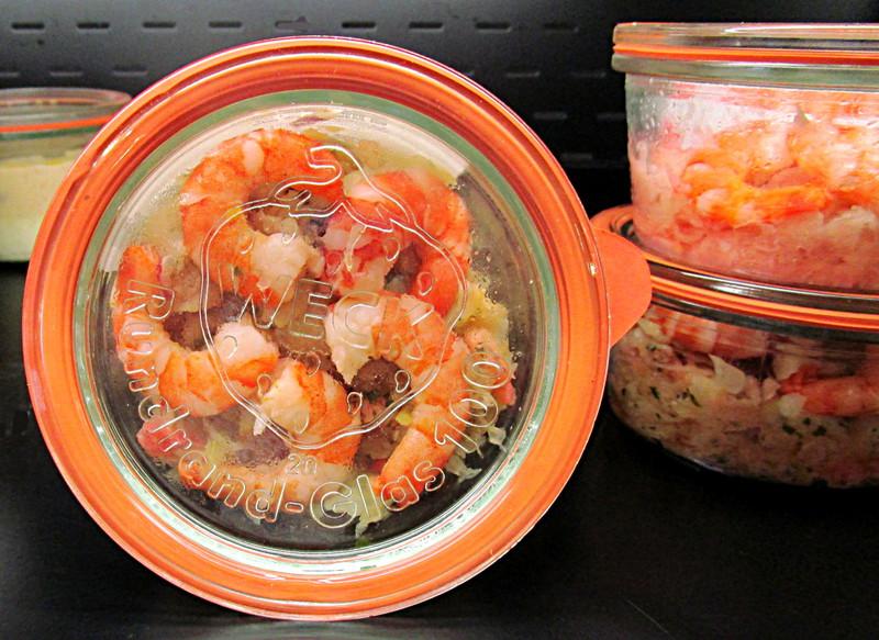 Salade de Crevettes façon Boco !